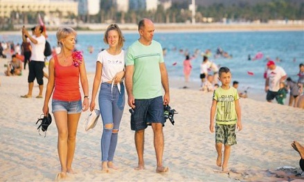Hainan offers visa-free access to tourists from 59 countries