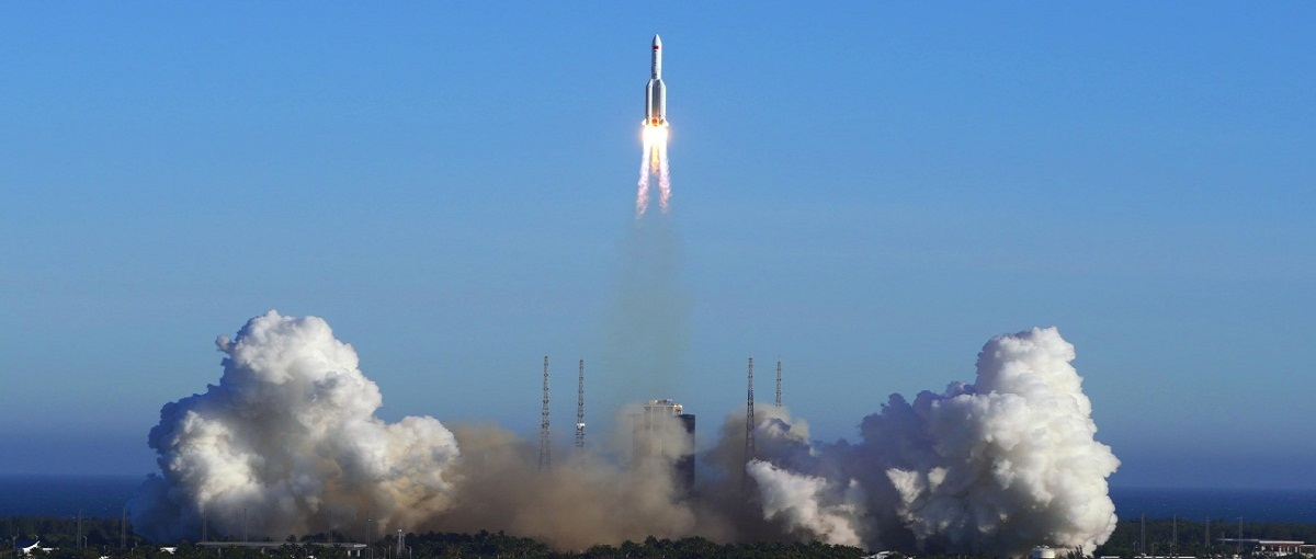 Long March 5B launch marks new stage in China's manned space program