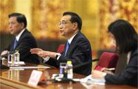 Li: China has room to boost its economy
