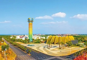 Haikou Jiangdong New Area