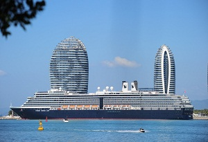Hainan port plan will take opening-up to higher level