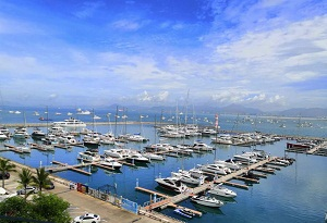 China's Hainan free trade port begins construction on 151 projects