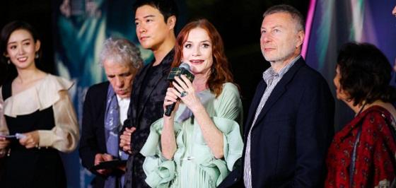 Second Hainan Island International Film Festival opens in Sanya
