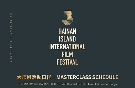 Five guests to share experience at 3rd HIIFF master classes
