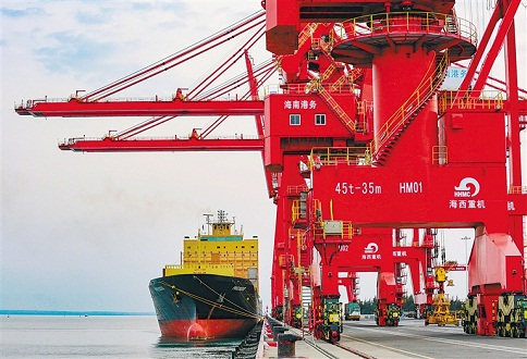Hainan continues to lure business through innovation