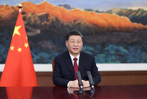 Xi says BRI a public road open to all, not private path
