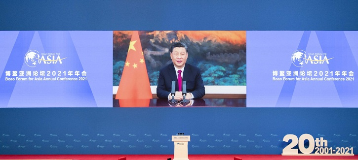 Xi shares vision for BRI cooperation