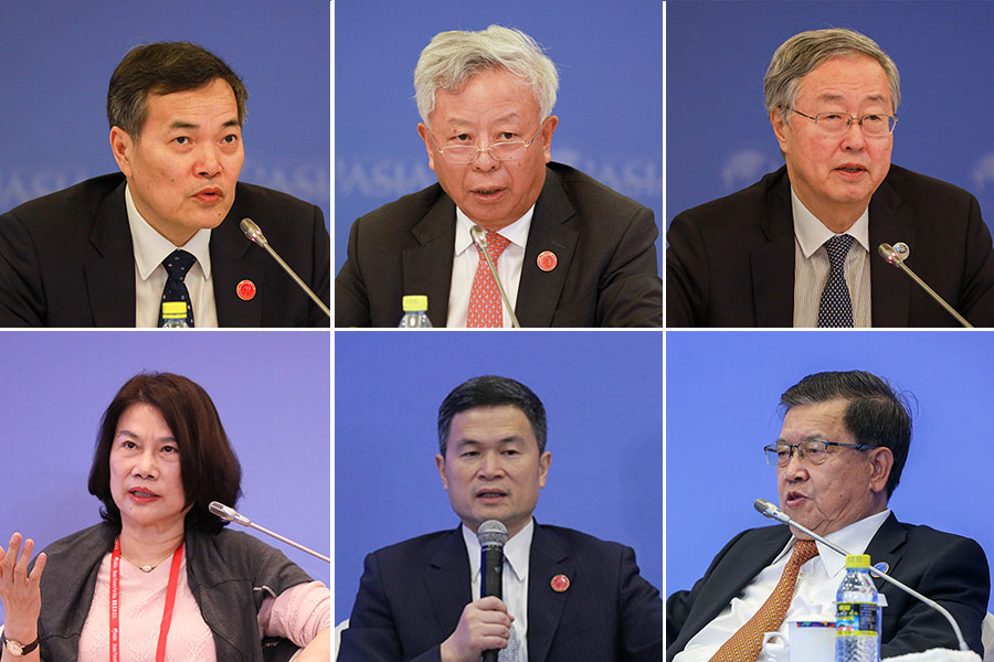 Quotable quotes from Boao Forum