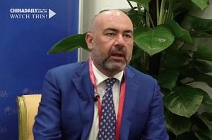 Fincantieri CEO: 'Very optimistic' about China's future