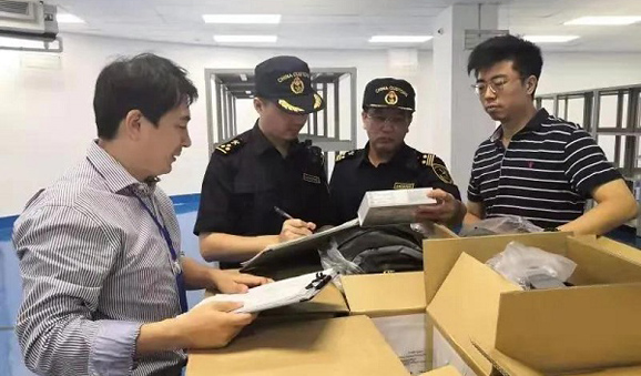 Lecheng bonded warehouse gains rapid development