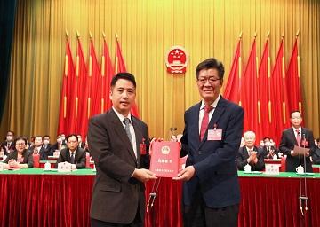 Huang Zhihao becomes mayor, leads Zhuhai in new era