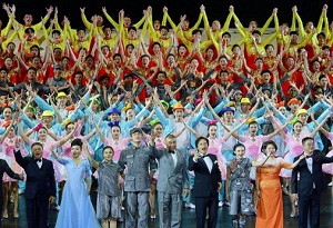 Hainan hosts performance to celebrate CPC's centenary
