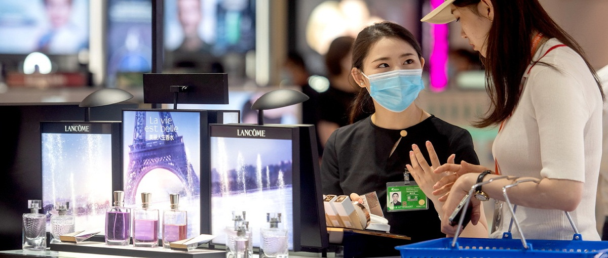 Hainan labels duty-free goods with traceability codes