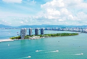 Hainan investment increases steadily in first 7 months