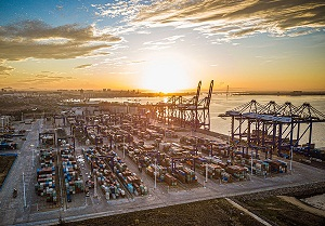 Land-sea corridor work in western region to shift into higher gear