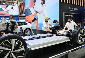 Enter clean future at 2021 New Energy Vehicle Congress