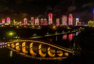 Haikou sees booming tourism market during Mid-Autumn Festival