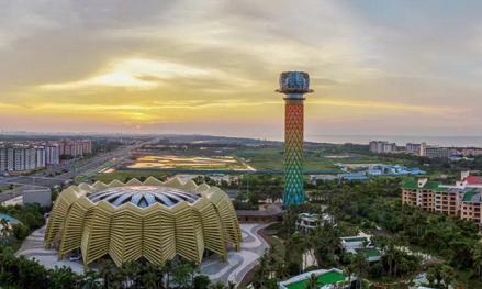 Haikou Jiangdong New Area of China (Hainan) Pilot Free Trade Zone established