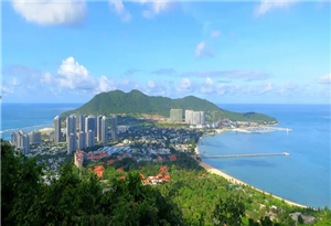 Sanya Central Business District