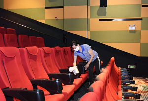 Hainan movie theaters reopen starting July 22