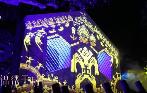 BFA Theme Park stages dazzling light show