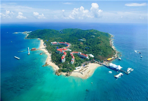 Wuzhizhou Island, Atlantis join hands to attract tourists