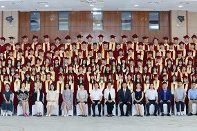Colorful activities held in HAITC 2021 Graduation Season