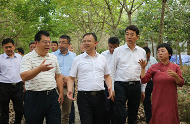 HNU to assist Qiongzhong in rural rejuvenation
