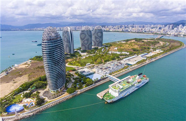 Young people see great potential in Hainan FTP