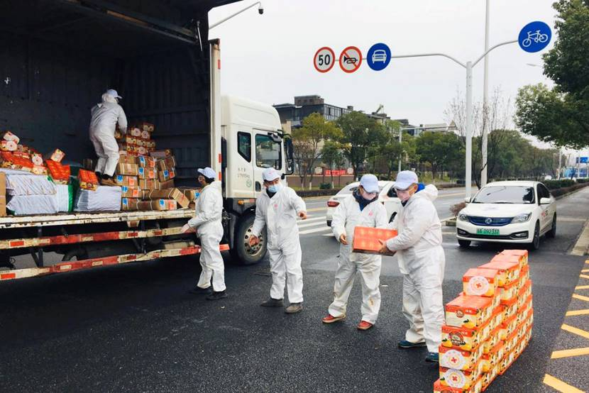 Major automaker Dongfeng Motor boosts virus control efforts