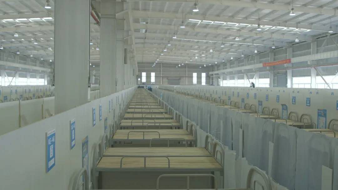 Junshan upgrades coronavirus quarantine, treatment station