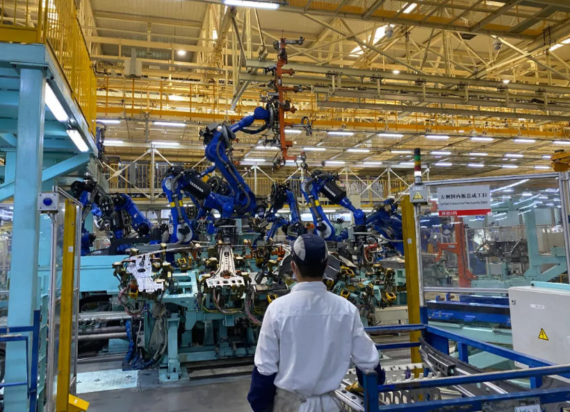 Dongfeng Honda reports daily output growth