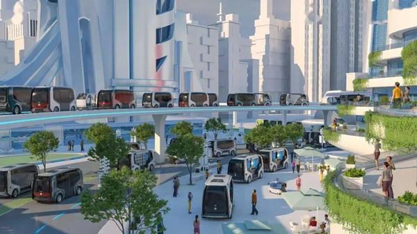 Dongfeng répend une opération commerciale de son modèle de minibus « Sharing-Van »