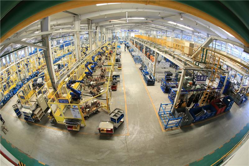 La Zone de développement économique et technologique de Wuhan exhorte les entreprises résidentes à devenir des fabricants intelligents
