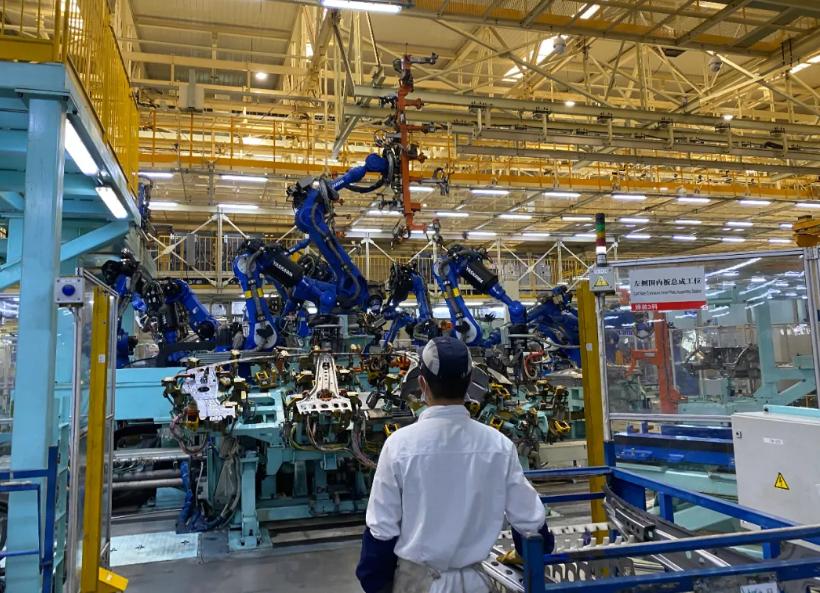 Dongfeng Honda publie les chiffres de la croissance quotidienne de sa production