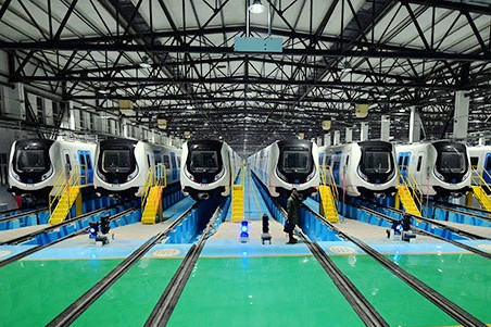 Hohhot Metro Line 1 resumes normal operations
