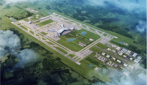 Hohhot to add new airport, construction starts in July