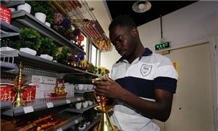 Student from Benin turns entrepreneur in Huzhou
