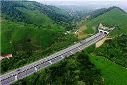 Huzhou section of Hangzhou-Changxing Expressway