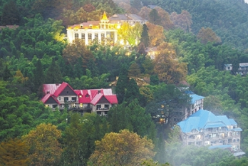 Eco-friendly living in Huzhou