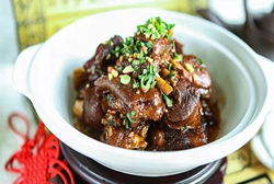 Deqing sauced mutton