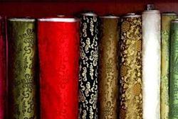 Shuanglin silk damask