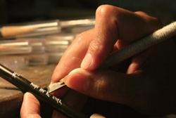 Huzhou writing brush