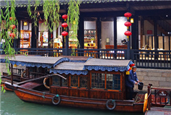 Nanxun district: Ancient town prospers with new economy