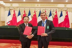 Huzhou brings about China, France cooperation in new energy industry