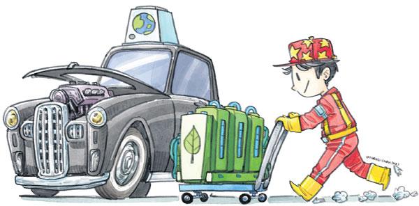Huzhou to pilot nation's eco-friendly reform