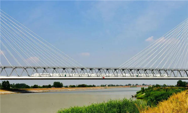 Shangqiu-Hefei-Hangzhou High-speed Railway