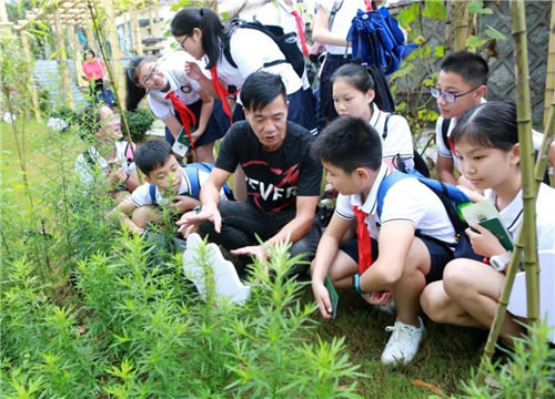 Huzhou inaugurates 15 bases for study of 'Two Mountains' theory