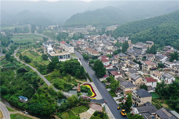 Xi concept on ecology helps guide world