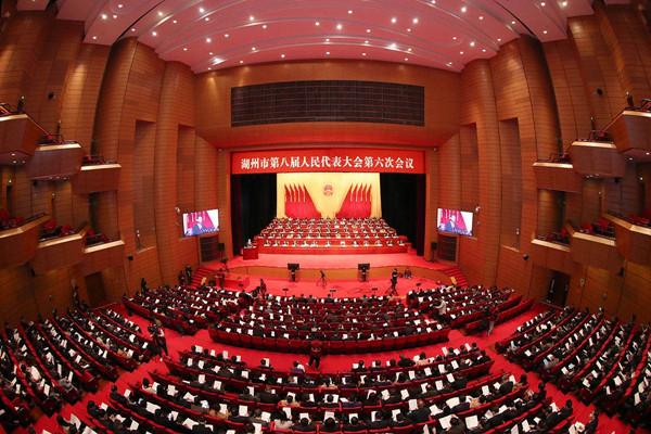 Huzhou's GDP targeted to hit 500b yuan in 2025